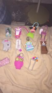 Bath and body works hand sanitizers pockets