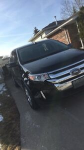 2013 Ford Edge. Very low kms!!
