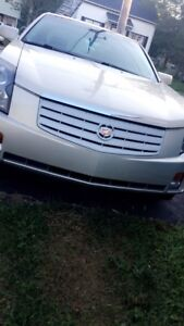 2007 Cadillac CTS just inspected