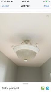 Light fixture, 3 available