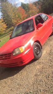 04 Hyundai accent WINTER SPECIAL