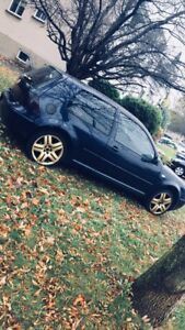 VOLKSWAGON GOLF NO RUST 138km (FAST SALE)