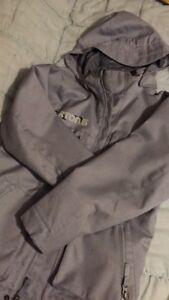 Size L Kids Burton Snowboarding/Winter Jacket (TEXT ONLY)