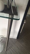Glass coffee and hallway table with mirror Merimbula Bega Valley Preview