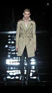 Burberry prorsum trench coat Crows Nest North Sydney Area Preview