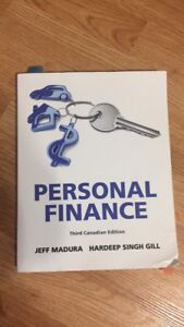 Personal Finance Textbook $50
