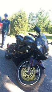 CBR600F4i trade for supermoto, enduro or race quad