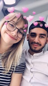 Friendly couple looking for a room to rent!