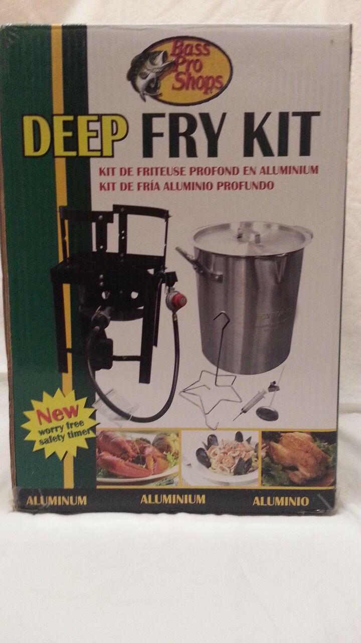 shops deep fry kit model 13305 i