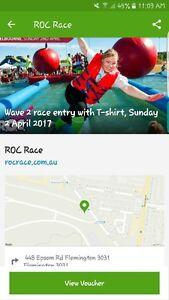 ROC Race Melbourne Reservoir Darebin Area Preview