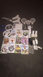 URGENT SALE.. Open to OFFERS!! Wii Console plus extras Brighton Brighton Area Preview