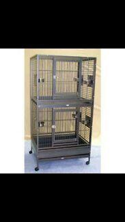 double/single bird cage, cockatiels Jimboomba Logan Area Preview