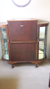 Retro 1950s alcohol cabinet Maroubra Eastern Suburbs Preview