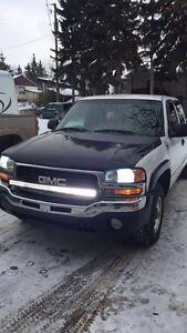 2003 GMC Sierra