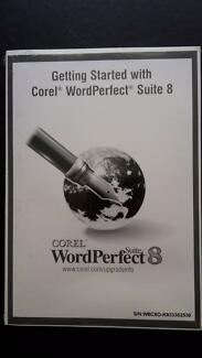 Coral WordPerfect Suit 8 for Windows