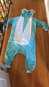 Elephant onesie brand new size large