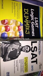 LSAT Reference Books