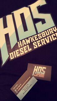 Hawkesbury diesel service