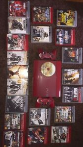 Sony PlayStation 3 (2 controllers and 21 games)