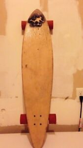Hand made pintail