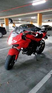 2012 Hyosung GT650S LAMS Kuraby Brisbane South West Preview