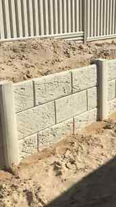 Anchor Retaining Walls Quinns Rocks Wanneroo Area Preview