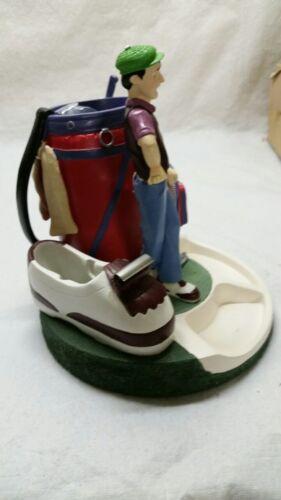Desk Pal Gift Golfer desk organizer great xmas gift for the