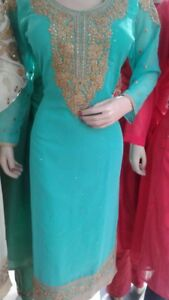 Indian pakistani ladies outfit buget range navratri chanyia