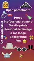 AFFORDABLE  OPEN PHOTO BOOTH