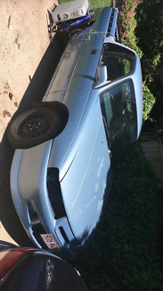 Wanted: WTB Holden vg ute qtr glass and trim