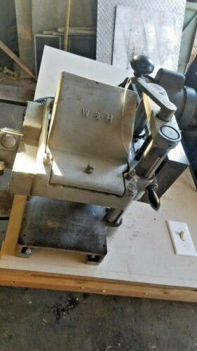 Williams Hussey W-7  molder planer on table 1 hp single phase