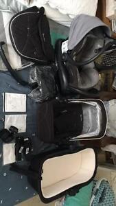 Silver Cross Wayfarer and Maxi Cosi Mico Ap Isofix Bundle Bondi Eastern Suburbs Preview