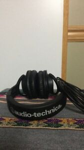 Audio Technica M40x headphones