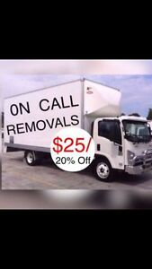 CROWN REMOVALIST Little Wobby Hornsby Area Preview