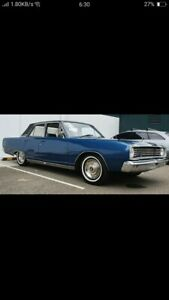 Wanted: Wanted 273 v8 valiant
