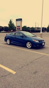 2012 Civic Coupe manual