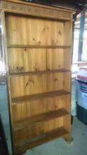 Solid timber bookcase Ipswich Ipswich City Preview