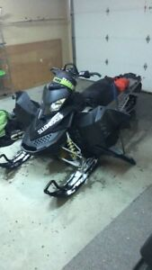2008 Skidoo Summit 800 Ptec 154