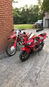 Looking for aftermarket parts for my 2002 cbr600f4i