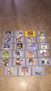 N64 Games all in good working condition Carlingford The Hills District Preview