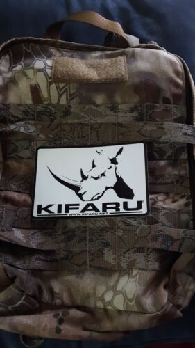 Kifaru Escape & Evade pack in Kryptek HIghlander - New.  E&E backpack.  Kifaru