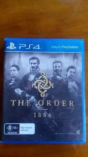 The Order 1886 Playstation 4 Ps4 Game