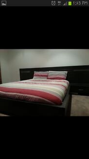Queen Size Bed Frame Hume Queanbeyan Area Preview