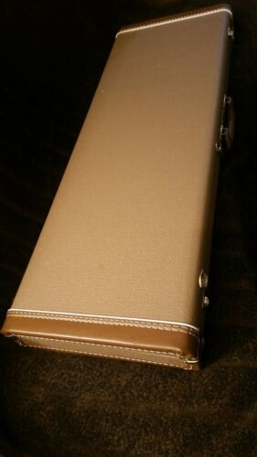 Fender G&G Tweed Vintage Style Case Made in USA for Stratocaster and Telecaster