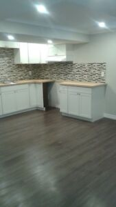 Brand new basement apartment for rent in Stoney Creek