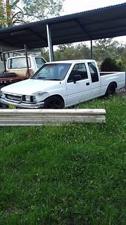 Holden rodeo space cab 96 mini truck lowrider