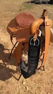 western pleasure saddle Heathcote Bendigo Surrounds Preview