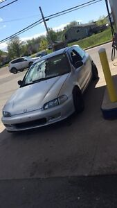 1993 civic eg and 2000 civic si for trades
