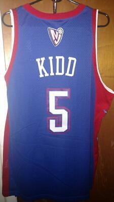 Nike Jason Kidd NBA East All-Star Blue Size XXL Length +2 Stitched Jersey EUC