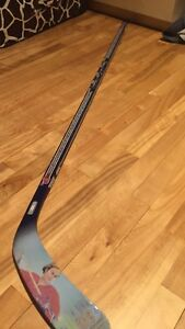 Guy Lafleur limited edition signed hockey stick